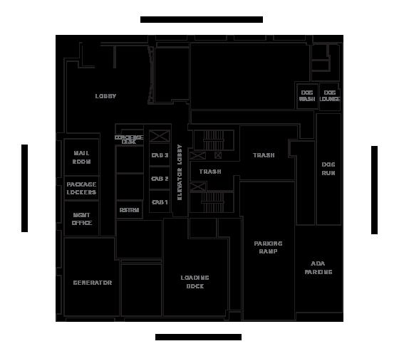Luma Condominiums Seattle Floor Plans